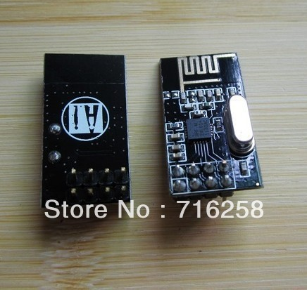 20Pcs x NRF24L01+ Wireless Module 2.4G Wireless Communication Module Upgrade Module
