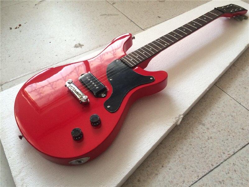 Électrique guitare/2016 nouveau g lp standard/slash/studio rouge couleur guitare/guitare en chine
