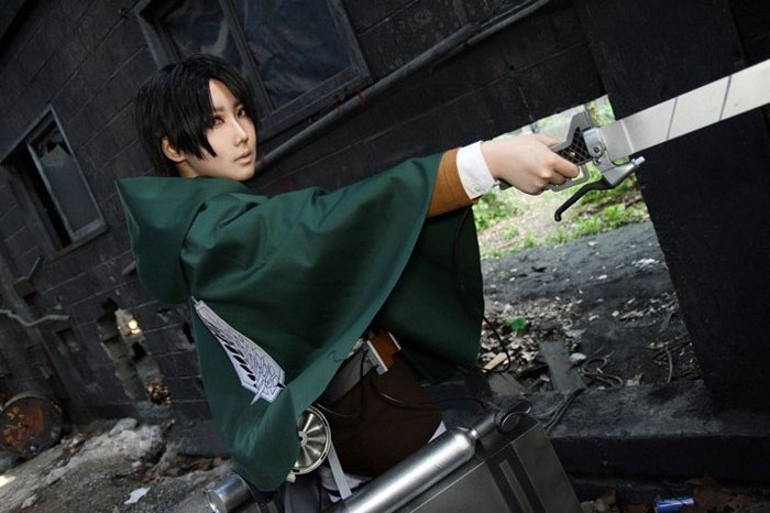 Attack On Titan Cloak Clothes