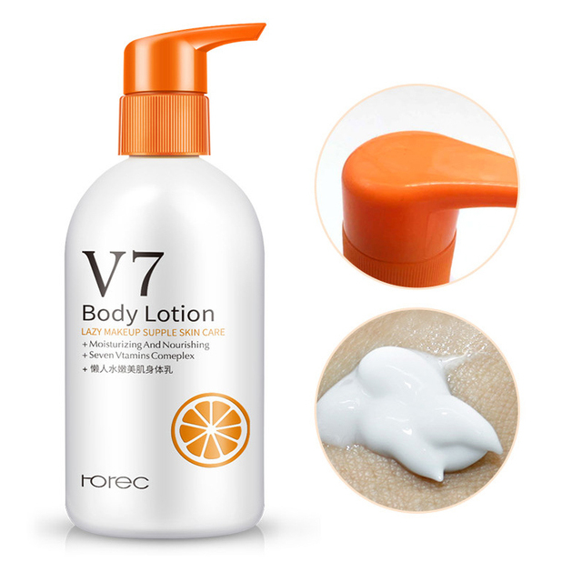 Replenishing Whitening Deep Body Cream