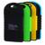 Kép USB % 100 5000 mAh Không Thấm Nước Năng Lượng Mặt Trời Ngân Hàng Điện Máy Sạc Du Lịch Ngoài Trời Pin Enternal Powerbankf cho điện thoại Android