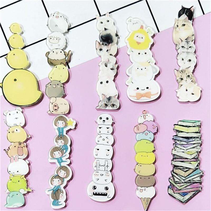 2018 New Cute jenga Enamel pins set The Secret Life of Pets cat Little Duck puppy Cartoon brooch pins wholesale Harajuku jewelry