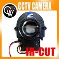 10 UNIDS/LOTE Alta Calidad HD IR CUT filtro M12 * 0.5 tornillos de montaje de la lente de conmutación de doble filtro para la Cámara IP/CCTV Cámara