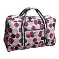 Mujeres Bolsas de Viaje de nylon Impermeable weekendtas 2016 Moda Aumentar Cubos de Embalaje de Equipaje bolsa de viaje bolsa de lona 30% de DESCUENTO X068