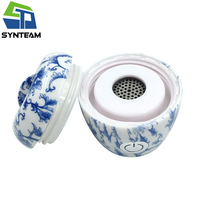 SYNTEAM Rechargeable Rich Hydrogen Water Generator Electrolysis Energy Hydrogen rich Antioxidant ORP H2 Water Ionizer Maker