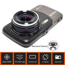 Cheapest prices Original Anytek B50H Dual Cameras with 2K 4.0″ Dash Camera Car DVR with Mstar chip support G sensor/WDR/Motion Detection