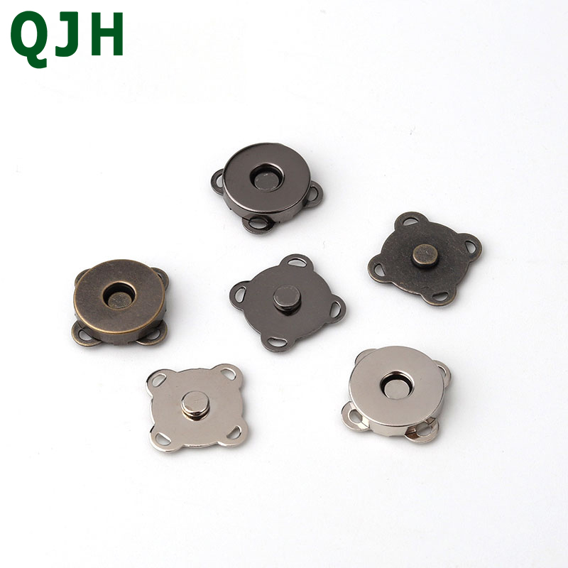 Lucia crafts 5pcs/lot 10mm 14mm 18mm Magnet buckle Metal Snap Fasteners Buttons DIY Sewing Clothing Leather bag Accessories|Buttons|   - AliExpress