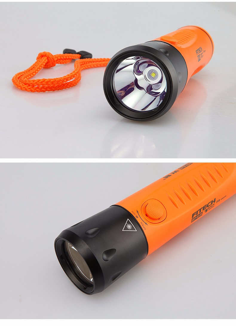 High Quality flashlight power bank