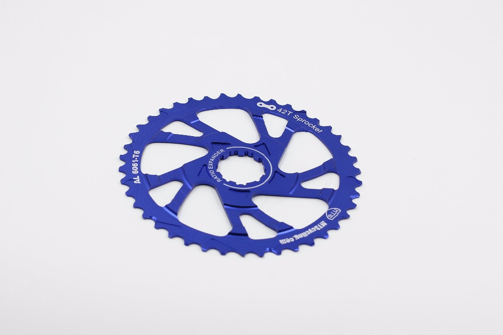 Bicycle Components & Parts 42t Al6061 Sprocket Gear Of Sram Pg1030 Pg1050 Pg1070 11-36 Tape Cycling