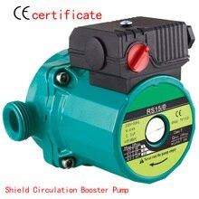 CE утвержден щит циркуляционный насос подкачки RS15-8, дом теплый водяная система, под давлением с промышленного оборудования, Кондиционер