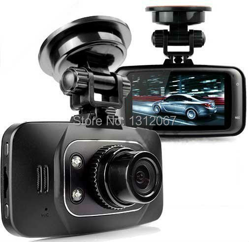 New 2016 GS8000 Full HD 1080P 2 7 140 Degree Car DVR Vehicle Camera Video Recorder