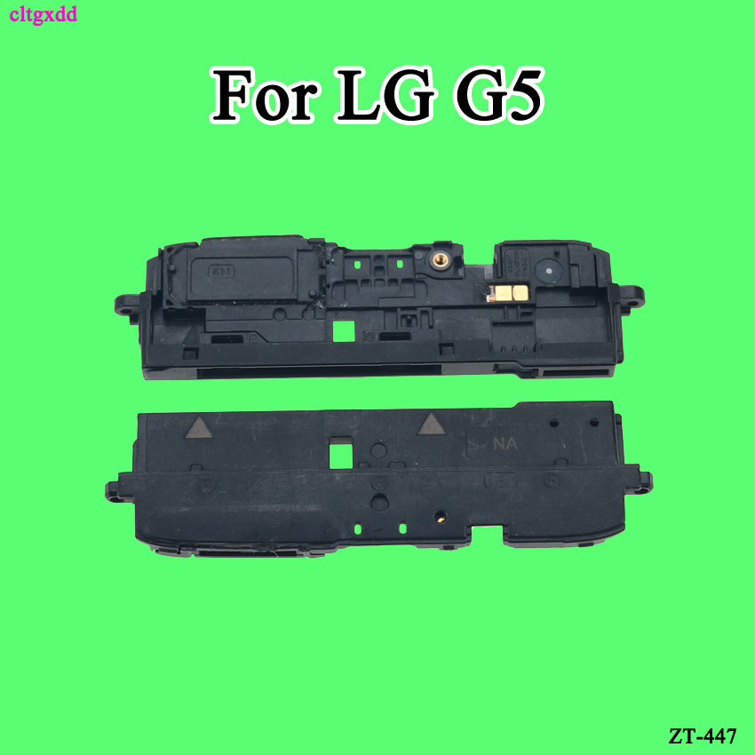 Cltgxdd Tested Work Loudspeaker Bottom Loud Speaker Buzzer Connector Ringer Module Board Assembly For LG G5 Phone Parts