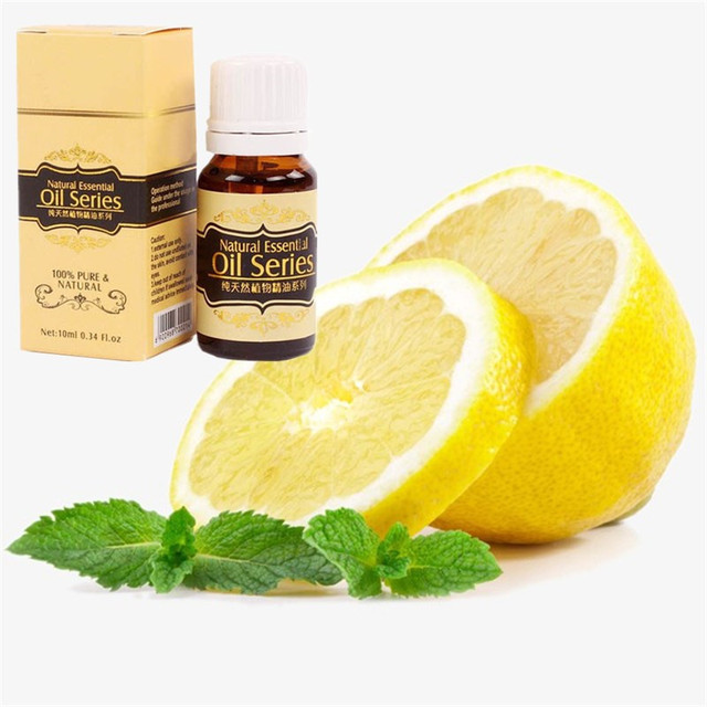 Lemon Essential Oils For Aromatherapy Humidifier