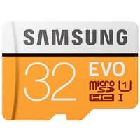 SAMSUNG 32gb Micro SD Clase 10 Tarjeta de Memoria 64gb microSDHC/SDXC UHS-I Trans Cartao de Memoria de Tarjeta C10 TF Tarjeta Microsd de 32GB