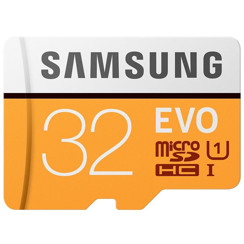 SAMSUNG Micro SD 32 gb Class 10 Geheugenkaart 64 gb microSDHC/SDXC UHS-I Trans Cartao de Memoria Tarjeta C10 Tf-kaart Microsd 32 GB