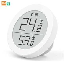 Xiaomi Mijia Bluetooth температура умный датчик влажности ЖК-экран цифровой термометр измеритель влажности для домашней метеостанции