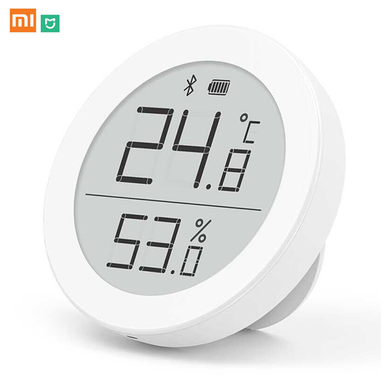 Xiaomi Mijia Bluetooth Temperature Smart Humidity Sensor LCD Screen Digital Thermometer Moisture Meter For Home Weather Station
