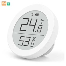 Xiaomi Mijia Bluetooth Temperature Smart Humidity Sensor LCD Screen Digital Thermometer Moisture Meter For home weather station(China)