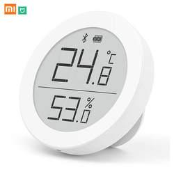 Xiaomi Mijia Bluetooth температура Smart влажность сенсор ЖК дисплей экран цифровой термометр измеритель влажности для дома метеостанции