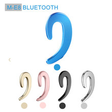 Bluetooth Wireless Headphone Earphone Ear Hook Painless Headset Blutooth Sport Headphones For iPhone Xiaomi Android phone(China)