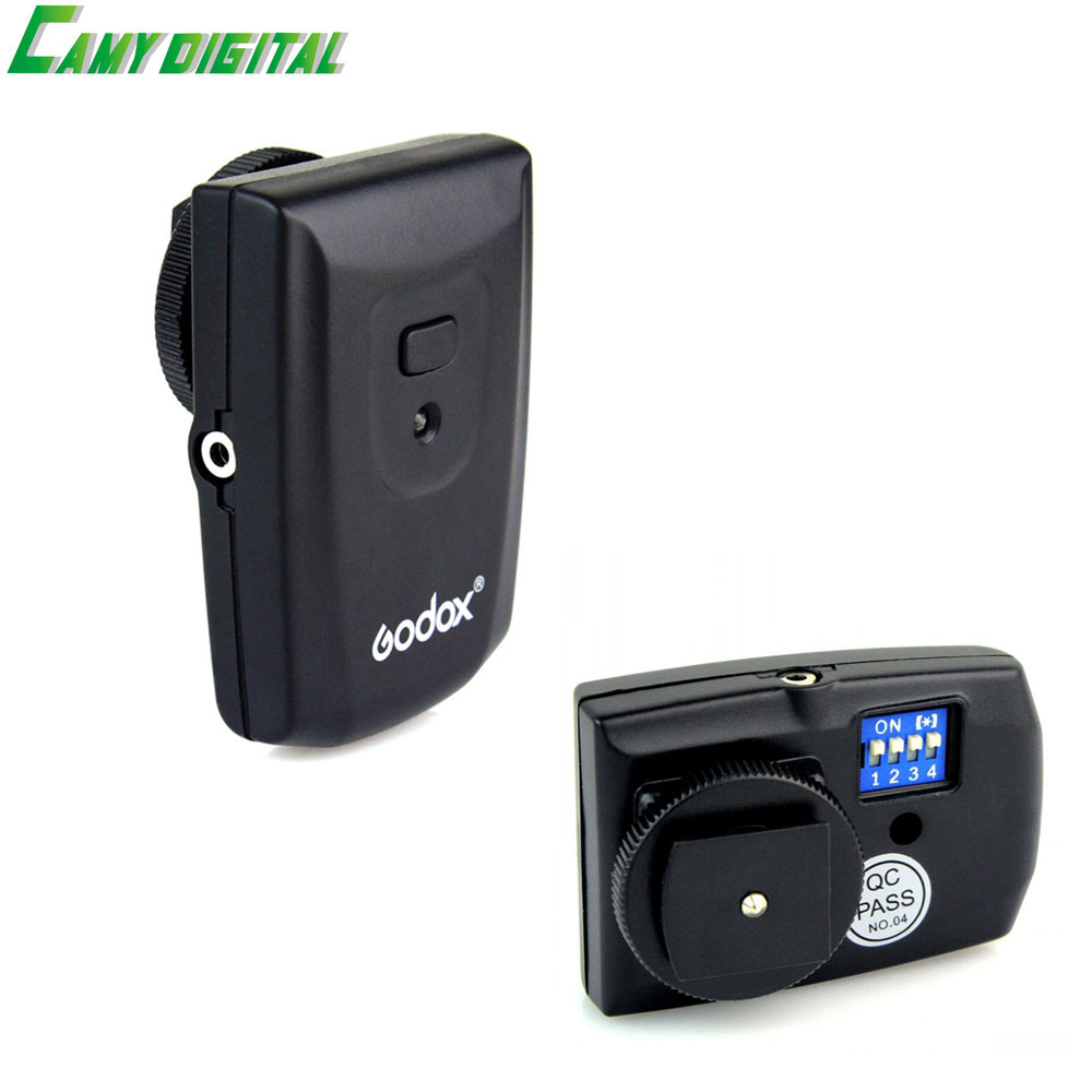 Godox RT-16 AT-16 CT-16 Wireless Studio Flash Trigger 433HMz 16 Channels Transmitter Single Triggerling piont For All of DSLR