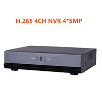 HI3798M Max 4K Output XMEYE 4CH 8CH H 265 CCTV NVR Onvif Security CCTV Network Recorder