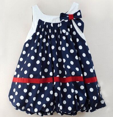 buy navy blue and white dots cute baby. Black Bedroom Furniture Sets. Home Design Ideas
