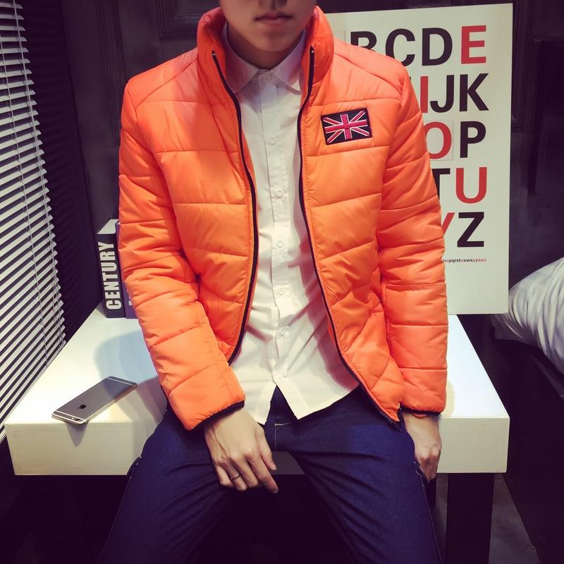 Aliexpress.com : Buy New Fashion Winter Jacket Men UK Flag Print ...
