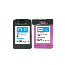 For HP 662 Ink Cartridge For HP662 662xl Deskjet 1015 1515 1018 1518 2645 3545 2648