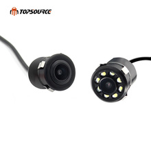 TOPSOURCE Waterproof Car Backup Camera Parking Assistance Reversing Back Car Rear View HD CCD Image Sensor Rearview Camera
