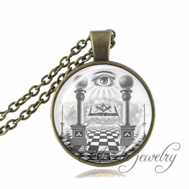 9ef9d2c4c1e38 Drop Shipping Illuminati Secret Masonic Necklaces Conspiracy Theory ...