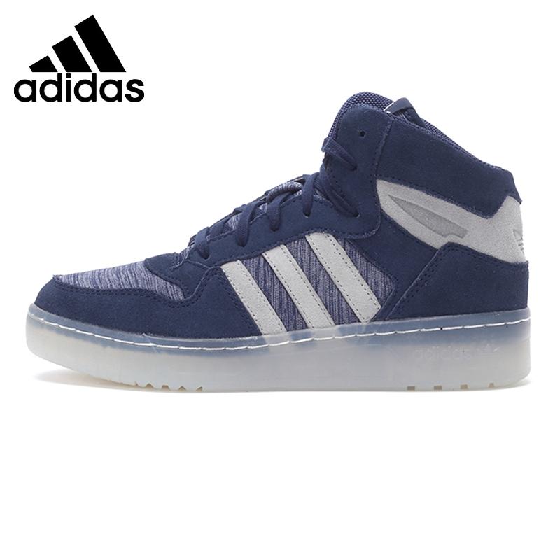 80f24e7b30a0b7 Original New Arrival Adidas Originals Women s High Top Skateboarding Shoes  Sneakers