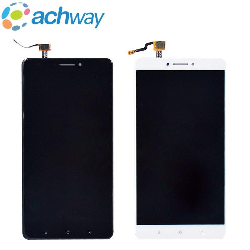 """imágenes para Xiaomi mi MAX LCD Screen Display Touch Digitalizador Asamblea Con Marco Para 6.44 """"Xiaomi mi MAX piezas Pantalla LCD De Repuesto"""