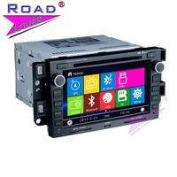 TOPNAVI Wince 6.0 2Din Car Head Unit DVD Player For Chevrolet Epic/Captiva 2006 2007 2008 2009 2010 2011 Stereo GPS Navi Radio