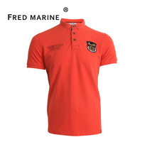 Eden Park High Quality Tommi Classic Plain New Patern Collection Mens Polo Shirts Superior Materia Horse