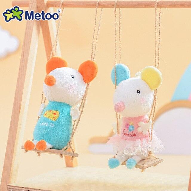 Мини-кукла мышка Metoo