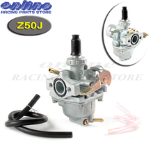 14mm Carburetor for monkey CRF50 Z50 Z50R K1 K2 K3 XR50R Dirt Bike Motorcycle Scooter Motorcycle Replacement Parts Accessories цена