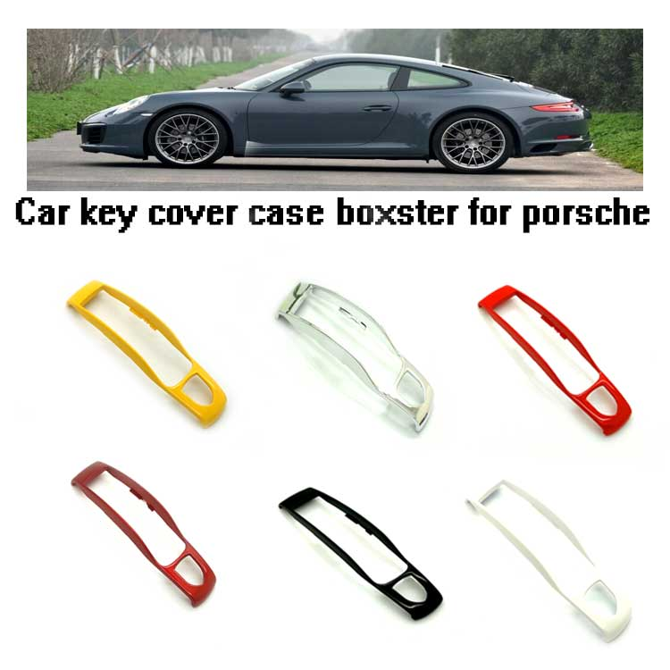 Decal Shell-Cover Porsche 911 Panamera Cayenne Smart-Key for 918/Panamera/Macan/.. Center-Middle-Trim