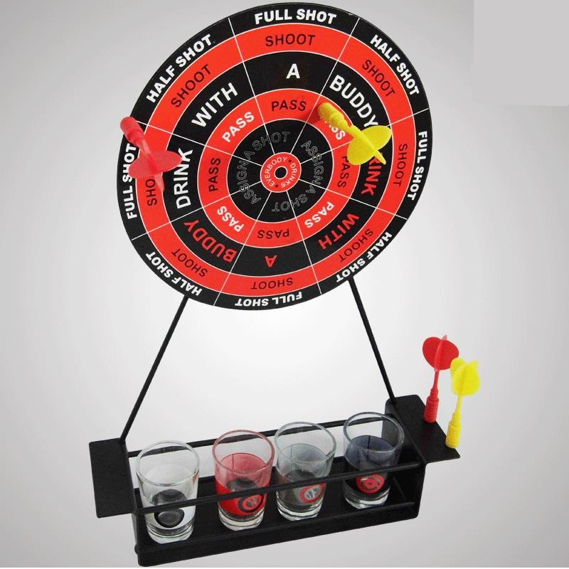 Mini Dart Drinking Game