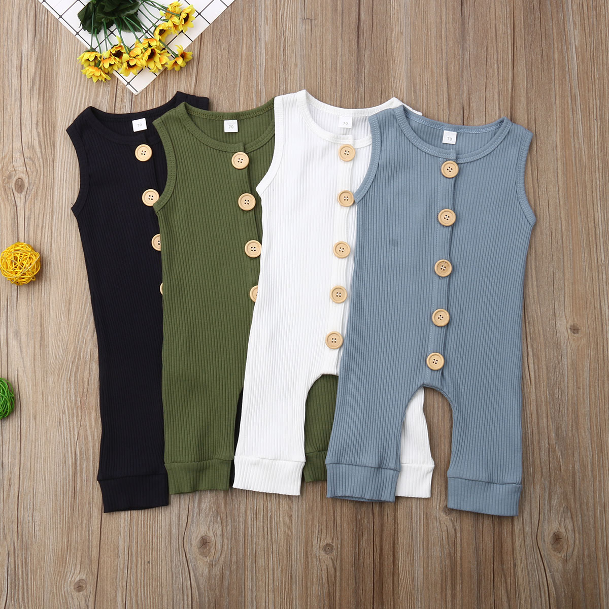 White Top Shirt Sailor Navy Blue Ruffle Baby Girl Pettiskirt Set 3-12m