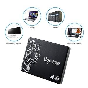 Image 4 - Tigo SSD 1tb HDD 2,5 pulgadas SATA 1024GB gran capacidad unidad interna de estado sólido 6 Gb/s para ordenador portátil de escritorio S320 SATAIII