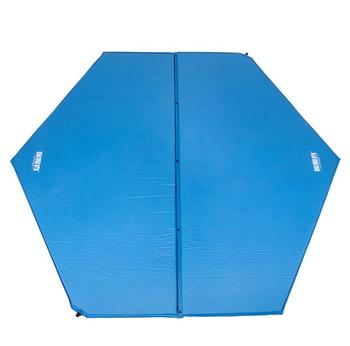 Hexagon Automatic Inflatable Cushion Family Party Mattess Picnic Camping Mat Outdoor Tent Sleeping Pad Hexagonal Air Bed