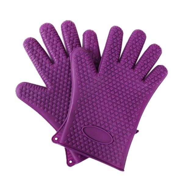 1пара силиконовые перчатки купить в Китае