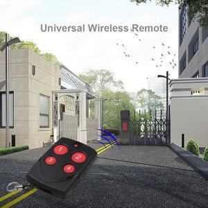 Image 2 - Kebidu Clonación automática con Control remoto para puerta de garaje, duplicador automático, multifrecuencia de 315/433/868MHZ