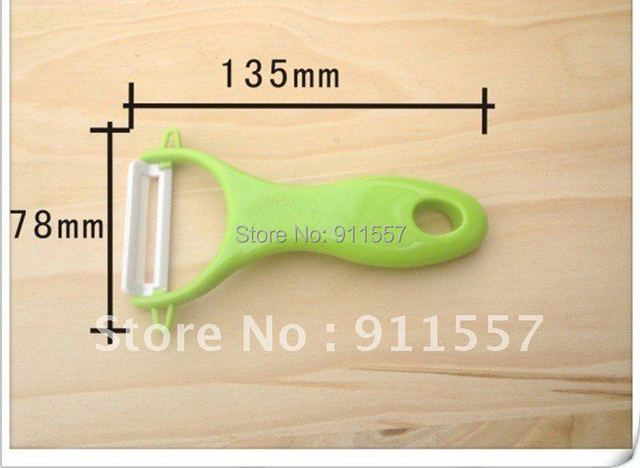 free shipping  ceramic peelers vegetable zesters utility fruit peeler & zesters kitchen tools #H0010