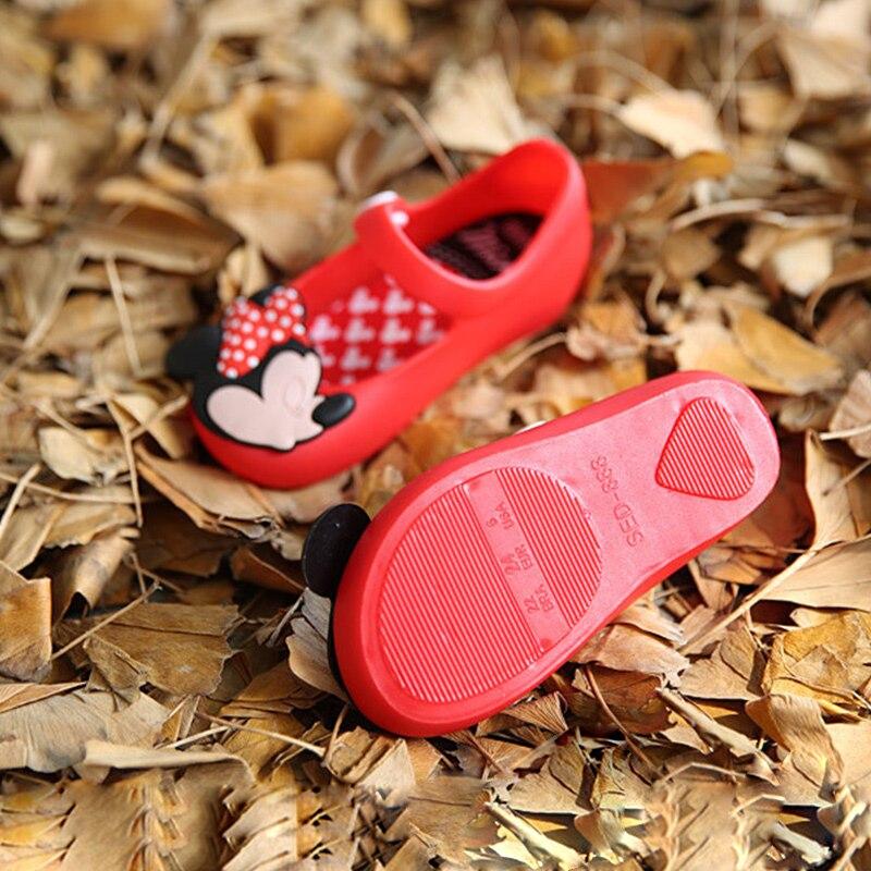 მინი Melissa Shoes 2016 საზაფხულო - ბავშვთა ფეხსაცმელი - ფოტო 3