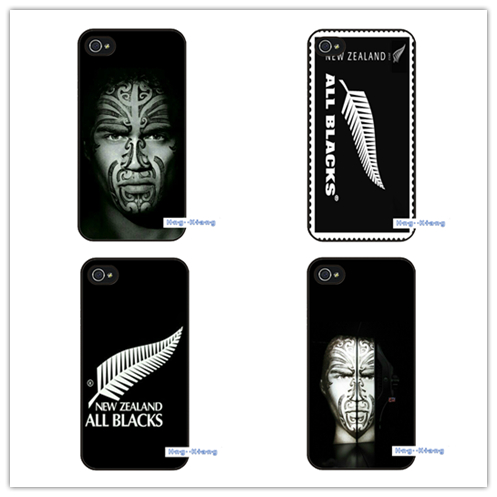 New Zealand All Blacks Rugby Team Case Cover for iphone 7 7 ...