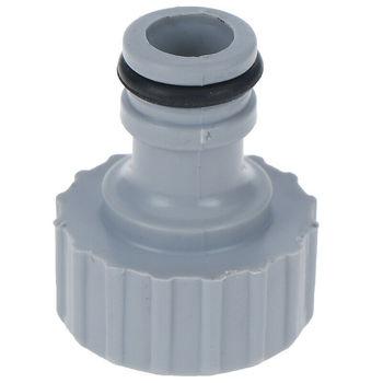 Para Adaptadores De Tanque Contenedor De IBC Set De Boquillas S60X6 Juego De Piezas De Repuesto Conector De Grifo 1/2