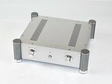 WA127 boîtier En Aluminium Préampli châssis Puissance amplificateur cas/boîte taille 315*355*115mm