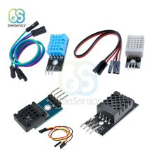 DHT11 DHT12 DHT22 AM2320 SHT20 Digital Temperature Humidity Sensor Module Board Ultra-low Power High Precision For Arduino датчик dht22 digital temperature and humidity sensor am2302 dht22 pcb arduino dropshipping